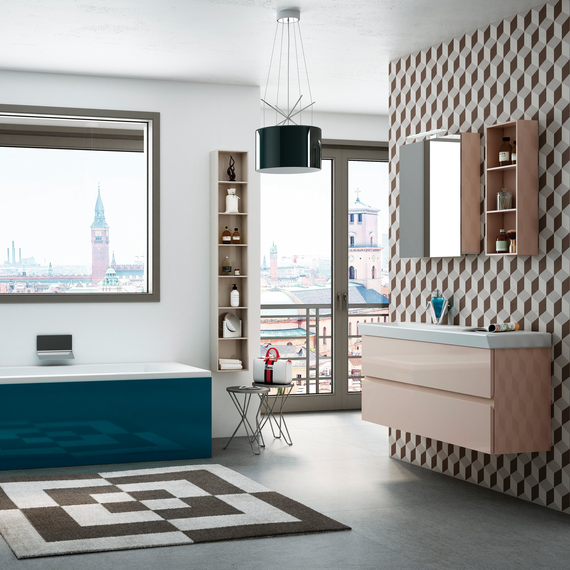 Design by water exclusive inside - Progetta il tuo bagno ...